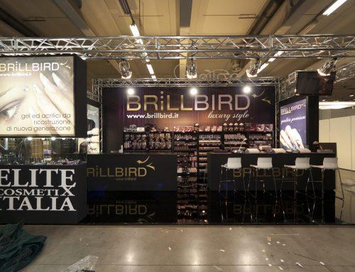 Stand fieristico Brillbird